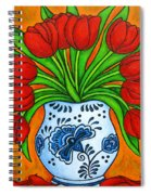 Dutch Delight Spiral Notebook