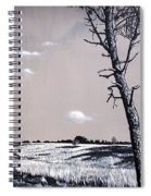 Dutch Heathland Spiral Notebook