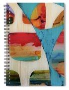 Dvong #24 Spiral Notebook
