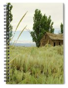 Dyer Country Home Spiral Notebook