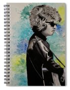 Dylan 1 Spiral Notebook