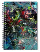 Dynamic Mind 1.0  Spiral Notebook