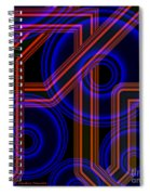 Dynamics Spiral Notebook