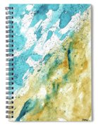 Dynamics Of Water Spiral Notebook