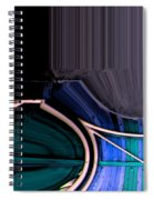 Dynamite Colors Spiral Notebook