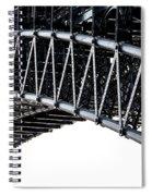 Eads Bridge Spiral Notebook