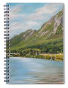 Eagle Cliff New Hampshire Spiral Notebook