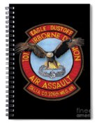 Eagle Dustoff Spiral Notebook