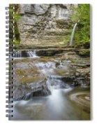 Eagle Falls Havana Glen Spiral Notebook