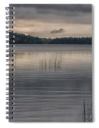 Eagle Lake, Acadia Np, Maine Spiral Notebook