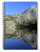 Eagle Lake Wilderness Spiral Notebook