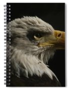 Eagle Profile 3 Spiral Notebook