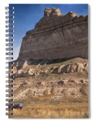 Eagle Rock Spiral Notebook