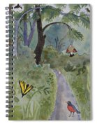 Eagle Trail Spiral Notebook