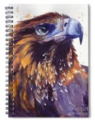 Eagle's Head Spiral Notebook
