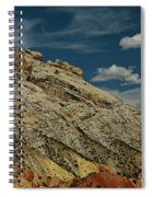 Eargth And Sky Spiral Notebook