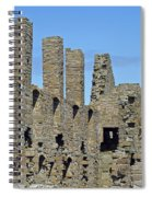 Earl's Palace Spiral Notebook