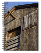 Early American Barn Spiral Notebook