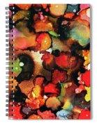 Early Autumn Light Spiral Notebook