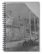 Early Aviation Spiral Notebook