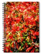 Early Color Painting Spiral Notebook