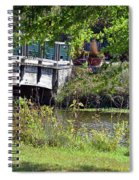 Early Fall Spiral Notebook
