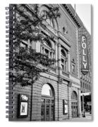 Early Morning At The Folly B/w Spiral Notebook