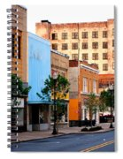 Early Rise Spiral Notebook