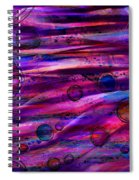 Early Risers Spiral Notebook