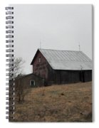 Early Spring Farm Spiral Notebook