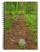 Early Spring In Maryland Spiral Notebook