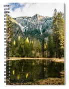 Early Spring Reflections Spiral Notebook