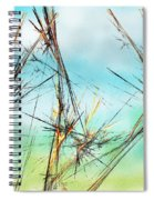 Early Spring Twigs Spiral Notebook