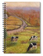 Early Spring Vermont Spiral Notebook