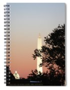 Early Washington Mornings - Cpl Block - For Liberty Spiral Notebook