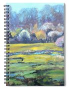 Early Wet Spring Spiral Notebook