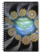Earth #1 - You Are Here Spiral Notebook