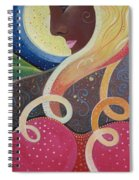 Earth Angel Spiral Notebook
