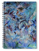 Earth Art Spiral Notebook