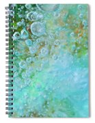 Earth Bubble Spiral Notebook