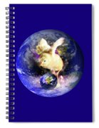 Earth Chick Spiral Notebook