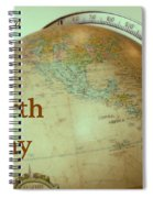Earth Day Always Spiral Notebook