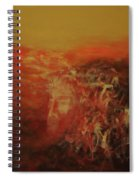 Earth Spirit Spiral Notebook
