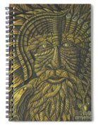 Earth Warrior Spiral Notebook