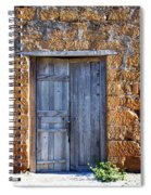 Earthen Colors Spiral Notebook