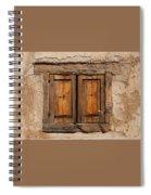 Earthen Spiral Notebook