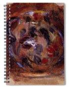 Earthenware Jug Spiral Notebook