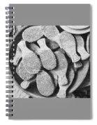 Earthenware Patterns Spiral Notebook