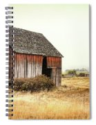 Earthly Possessions Spiral Notebook