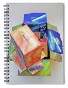 Earthquake 2 Spiral Notebook